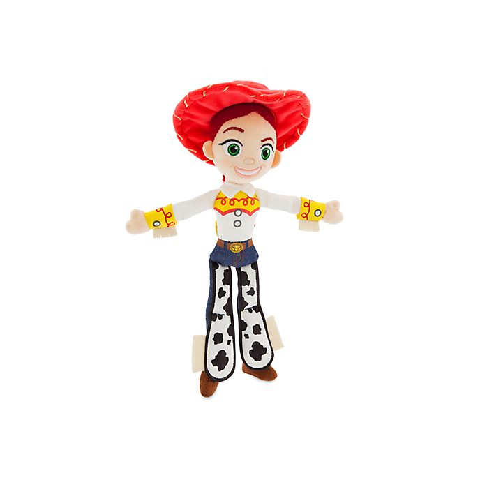 Disney Store Jessie Mini Bean Bag