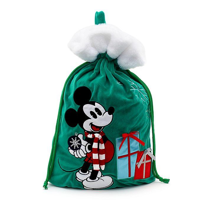 Disney Store - Holiday Cheer - Micky Maus - Weihnachtssack