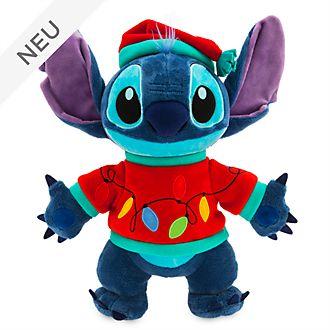 Disney Store - Holiday Cheer - Stitch - Leuchtende Kuschelpuppe