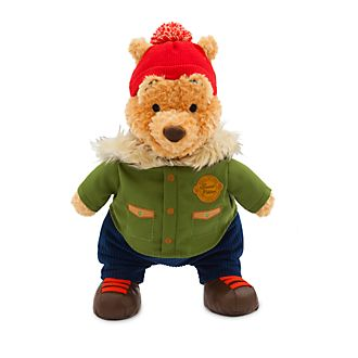 Disney Store - Winnie Puuh - Kuscheltier in Sonderedition