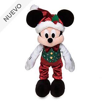 Peluche mediano Mickey Mouse, Holiday Cheer, Disney Store