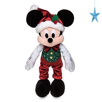 Disney Store Peluche moyenne Mickey, Holiday Cheer