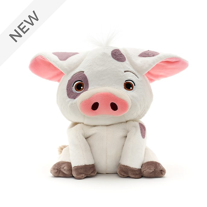 Disney Store Pua Microwavable Small Soft Toy
