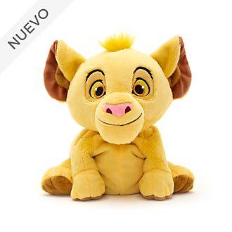 Peluche pequeño calentable Simba, Disney Store