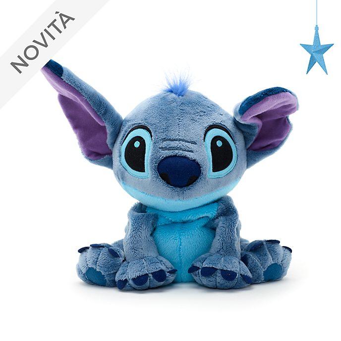 Peluche piccolo Stitch scaldabile in microonde Disney Store