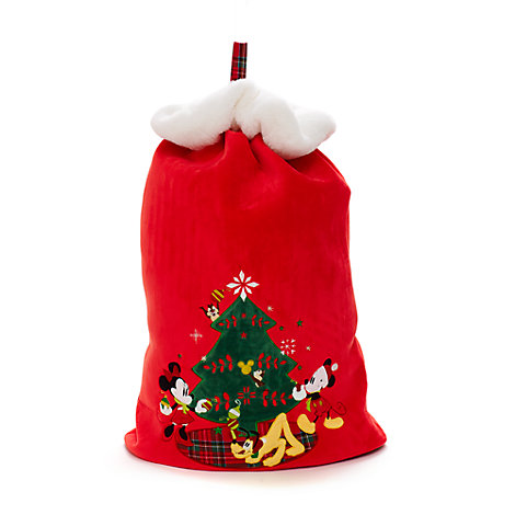 Mickey Mouse and Friends Christmas Sack
