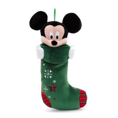 Chaussette de Noël Mickey Mouse