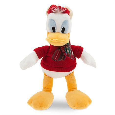 Donald Duck - Weihnachtliches-Kuscheltier