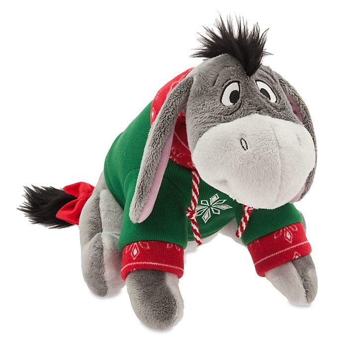 eeyore christmas soft toy
