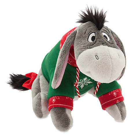I-Aah - Weihnachtliches Kuscheltier (35 cm)