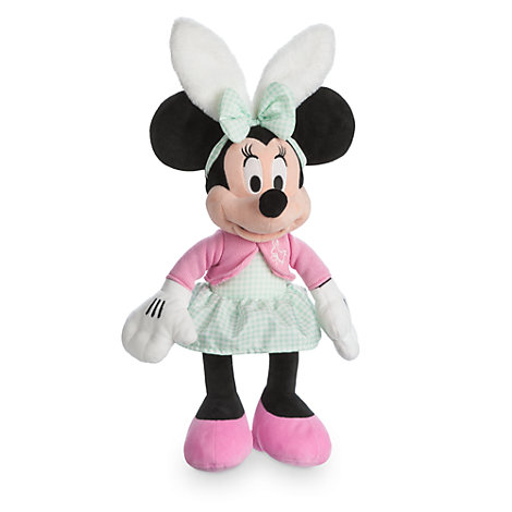 Minnie Maus Ostern Kuscheltier mittelgroß