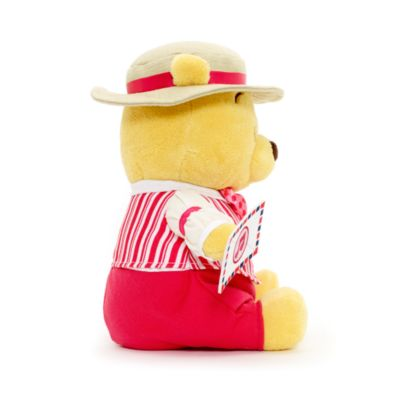 Spring Winnie the Pooh Medium Soft Toy