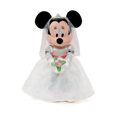 2017 Bryllupsplysdyr Mickey og Minnie Mouse