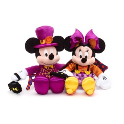 Halloween Minnie Mouse Small Soft Toy