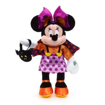 Peluche pequeño Halloween Minnie Mouse