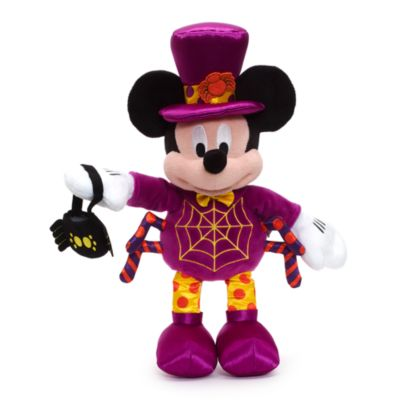 Peluche pequeño Halloween Mickey Mouse