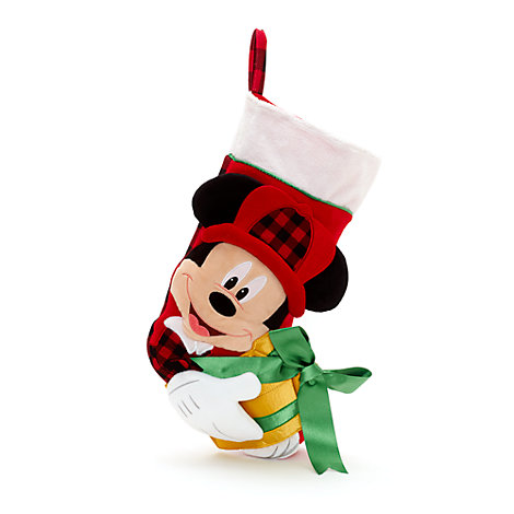 Mickey Mouse Christmas Stocking