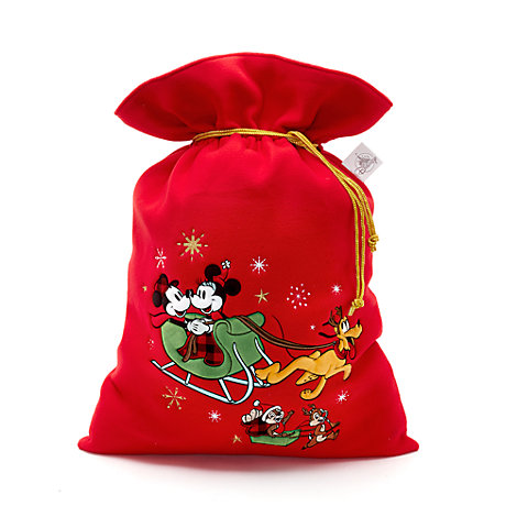 Mickey and Friends Large Christmas Sack