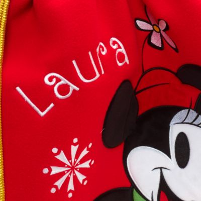 Minnie Mouse Medium Christmas Sack