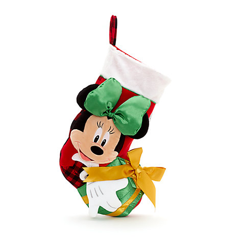 Calcetín Navidad Minnie