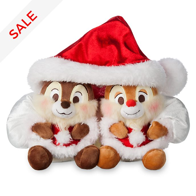 Chip 'n' Dale Seasonal Small Soft Toy