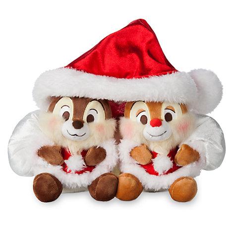 Chip & Chap - Weihnachtliches Kuscheltier