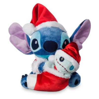 Stitch and Scrump Christmas Small Soft Toy