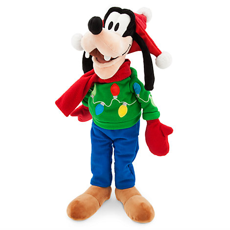 Goofy Share The Magic Medium Soft Toy