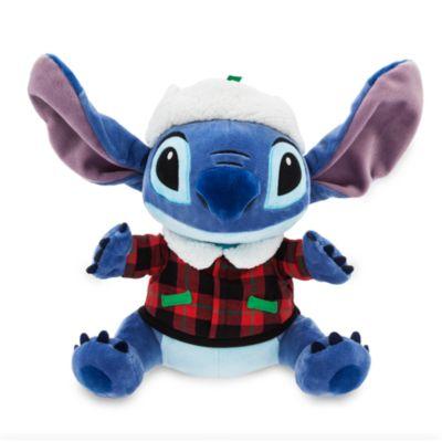 Mellemstort Stitch Share The Magic plysdyr