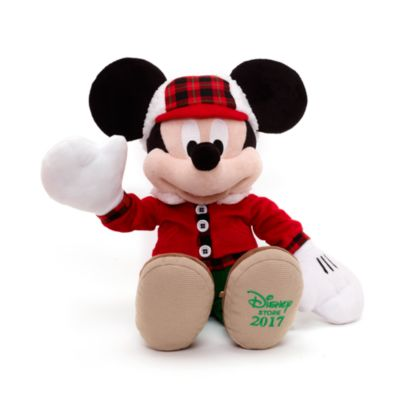 Peluche moyenne Mickey Mouse Share the Magic