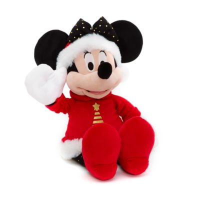 Mellemstort Minnie Mouse Share The Magic plysdyr