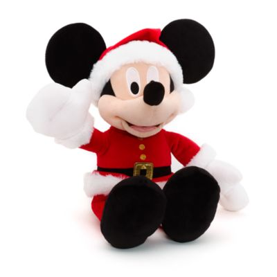 Mellemstort Mickey Mouse Share The Magic plysdyr