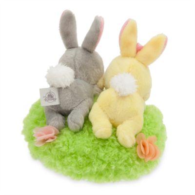Klopfer und Miss Bunny - Kuscheltier Ostern