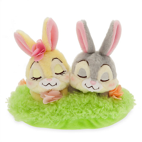 Thumper and Miss Bunny Easter Small Soft Toy