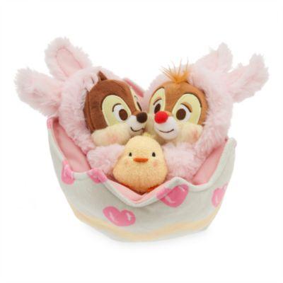 Chip 'n' Dale Easter Medium Soft Toy Set