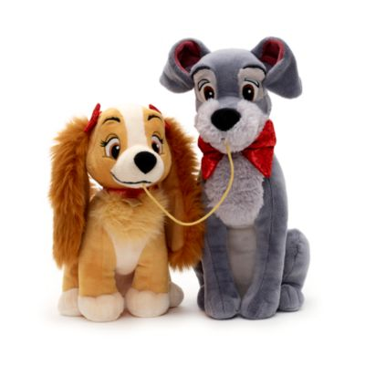 Lady And The Tramp Toys 87