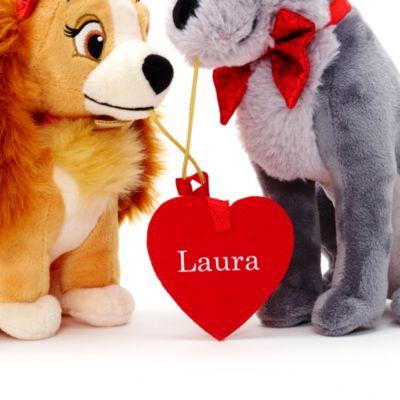 Susi und Strolch - Kuscheltierset Valentinstag