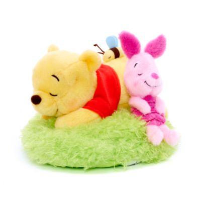 Petites peluches Winnie l'Ourson et Porcinet, Pâques