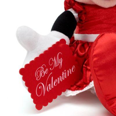 Minnie Maus - Kuscheltier Valentinstag
