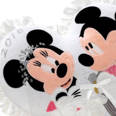Micky und Minnie Maus - Hochzeitskissen 2018