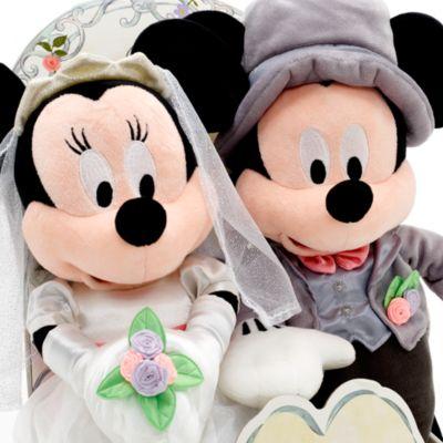 Ensemble de peluches de mariage2018Mickey et Minnie Mouse