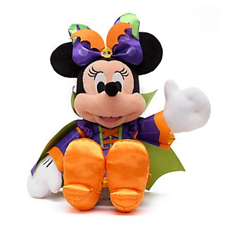 Peluche Minnie Mouse Halloween, Disney Store