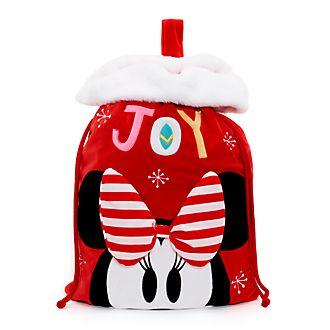 Disney Store Minnie Mouse Christmas Sack