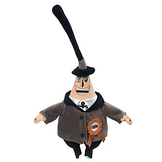 Disney Store Mayor of Halloween Town Small Soft Toy