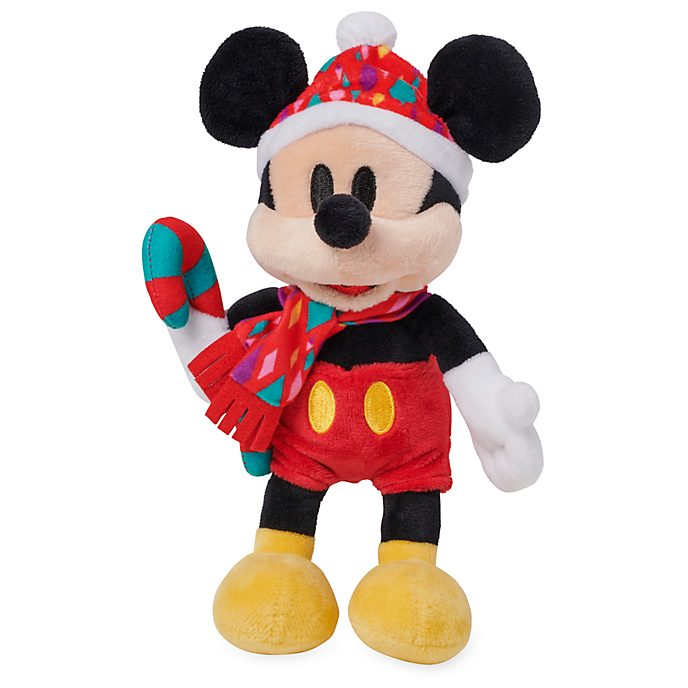 Disney Store - Share the Magic - Micky Maus - Bean Bag Stofftier mini