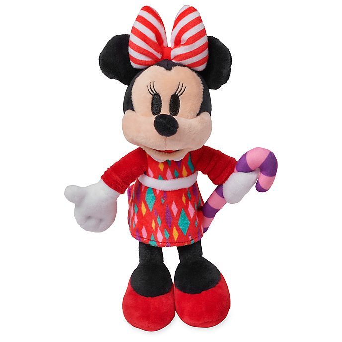 Disney Store Minnie Mouse Share the Magic Mini Bean Bag