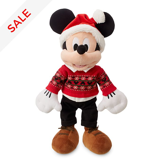 Disney Store - Share the Magic - Micky Maus - Kuschelpuppe