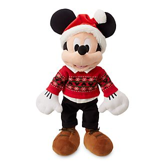 disney store mickey mouse share the magic small soft toy