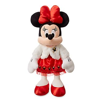 Disney Store Minnie Mouse Share the Magic Small Soft Toy