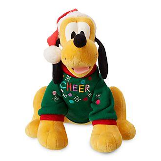Disney Store Pluto Share the Magic Medium Soft Toy